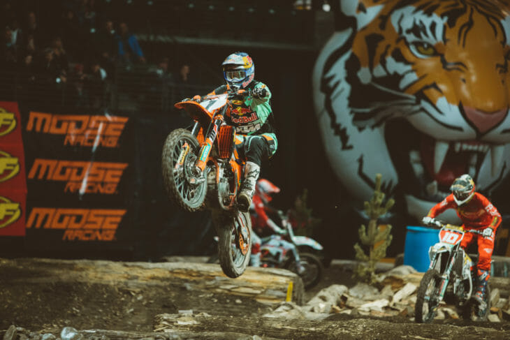 Law Tigers Motorcycle Lawyers has signed on as the title sponsor of the Prescott Valley EnduroCross and will be an associate sponsor for the full series.