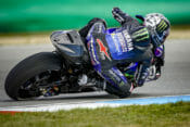 Monster Energy Yamaha MotoGP Team's Maverick Viñales and Valentino Rossi returned to the scene of yesterday's Monster Energy Grand Prix České republiky for a one-day Official IRTA test.