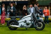 Jay Leno, Nmoto and Making History at Pebble Beach
