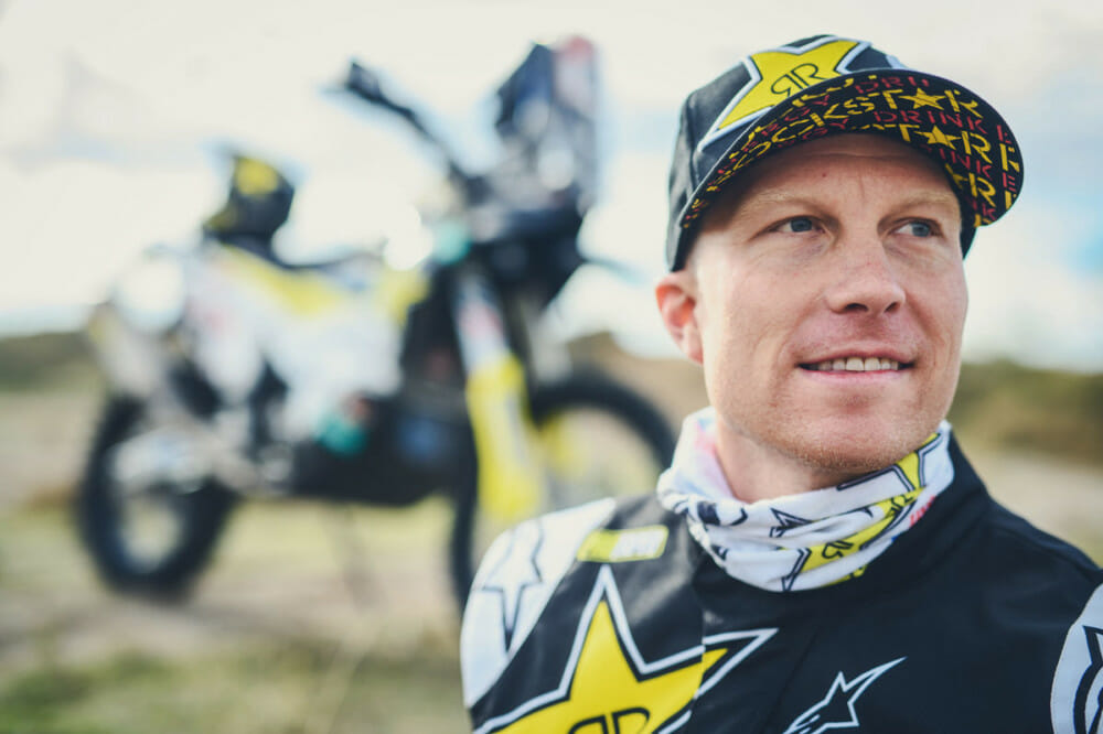 Rockstar Energy Husqvarna Factory Racing Extends Contract With Andrew Short