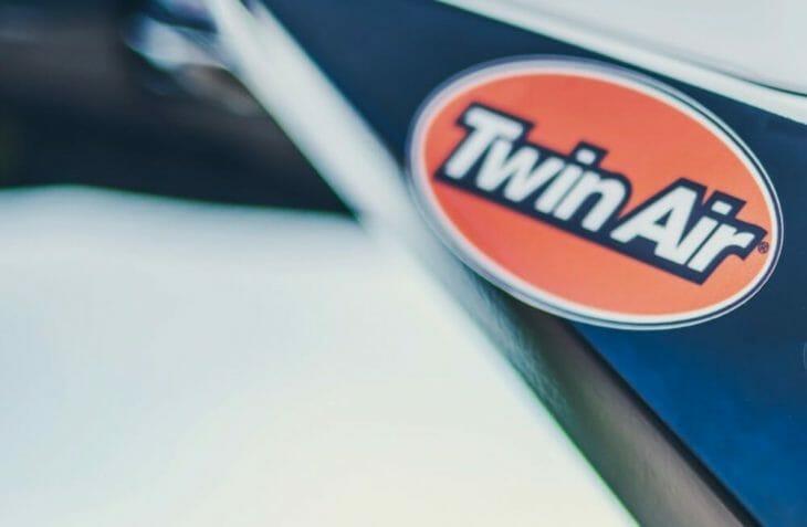 Rockstar Energy Husqvarna Factory Racing Extend Partnership With Twin Air