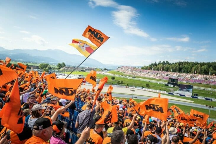 KTM Previews 2019 Red Bull Ring MotoGP