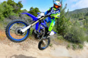2019 Yamaha WR450F Review | Yamaha's all-new WR450F is finally here, and it has received a significant overhaul. Read more in our 2019 Yamaha WR450F Review.