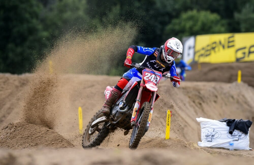 Tim Gajser Closes in on his Third World Title by Capturing his Ninth MXGP Win of the Season,