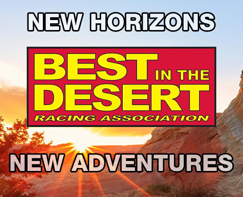 Best In The Desert Announces 2020 Race Schedule