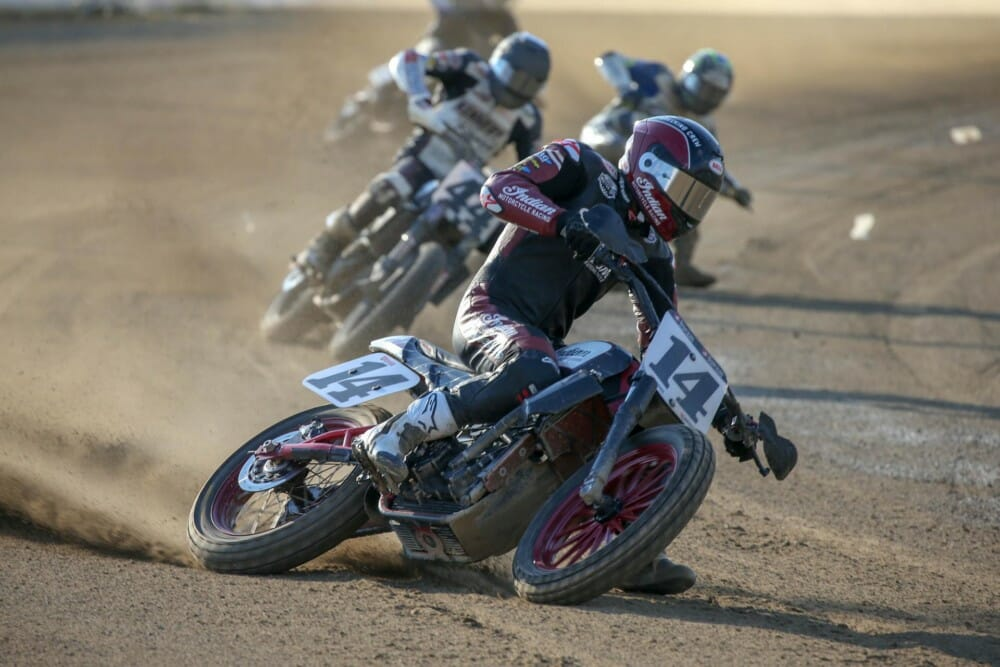 American Flat Track will round out its double dose of race action at Sturgis Motorcycle Rally with the Black Hills Half-Mile on Tuesday, August 6.