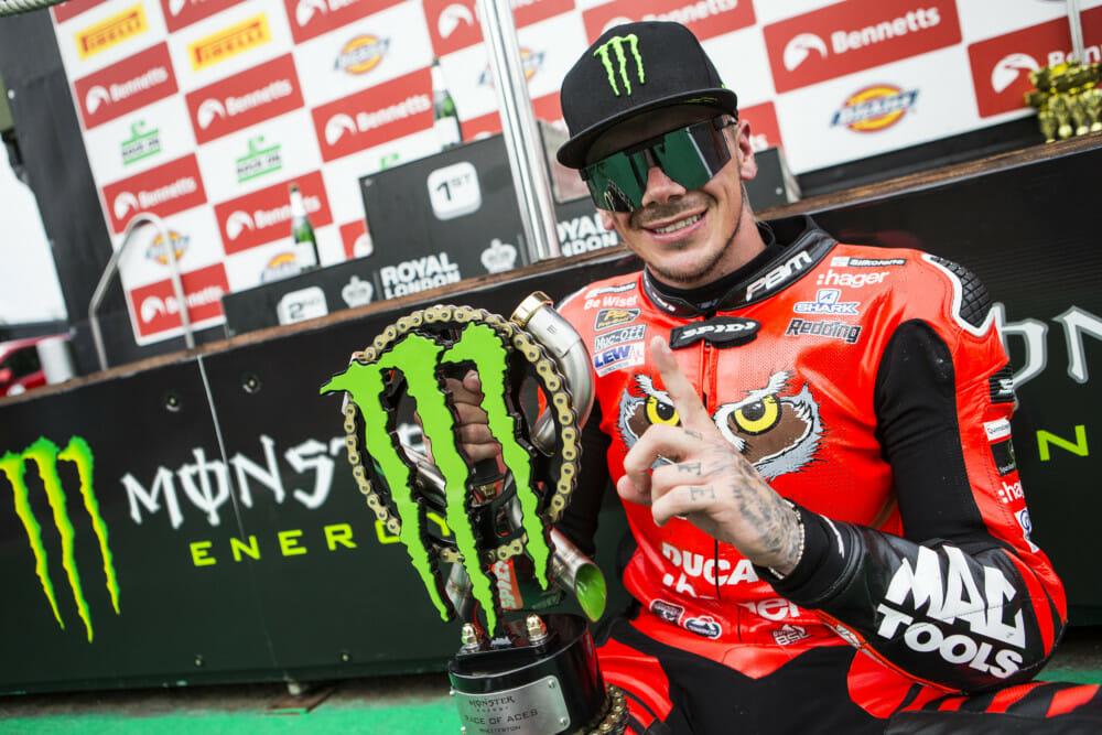 Scott Redding Confirmed With Ducati In WorldSBK
