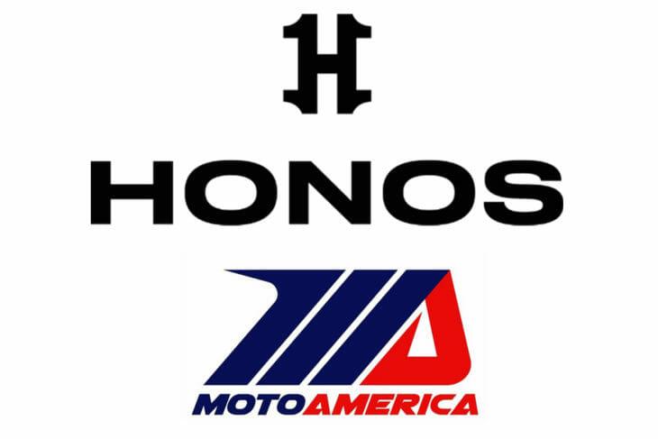 MotoAmerica is proud to announce motorsports clothing and gear company Honos as a sponsorship partner of the 2019 MotoAmerica Series, effective immediately.MotoAmerica is proud to announce motorsports clothing and gear company Honos as a sponsorship partner of the 2019 MotoAmerica Series, effective immediately.