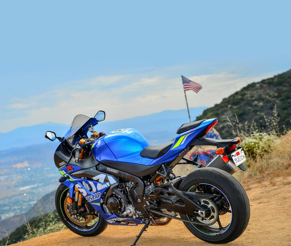 2018 Suzuki GSX-R1000R Long Term Review | Living with a Bi-Polar | The flagship bike in Suzuki's superbike lineup is designed purely for the track. Or so they say.