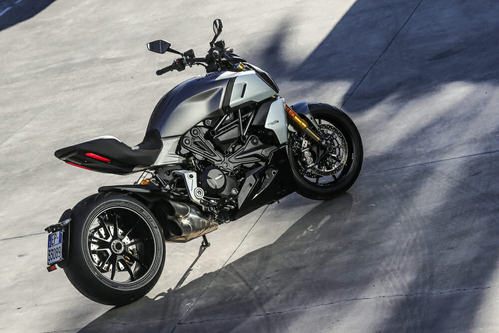 2019 Ducati Diavel 1260 S Review - Cycle News