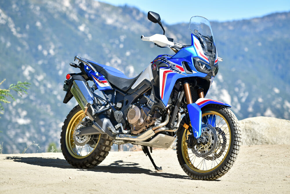 2019 Honda CRF1000L Africa Twin Specifications