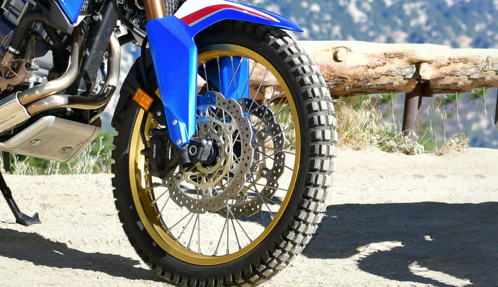 2019 Honda CRF1000L Africa Twin front brake