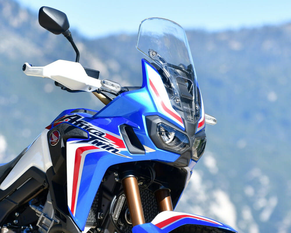 2019 Honda CRF1000L Africa Twin headlight