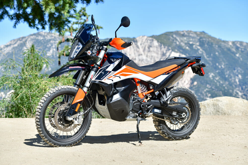 2019 KTM 790 Adventure R Specifications