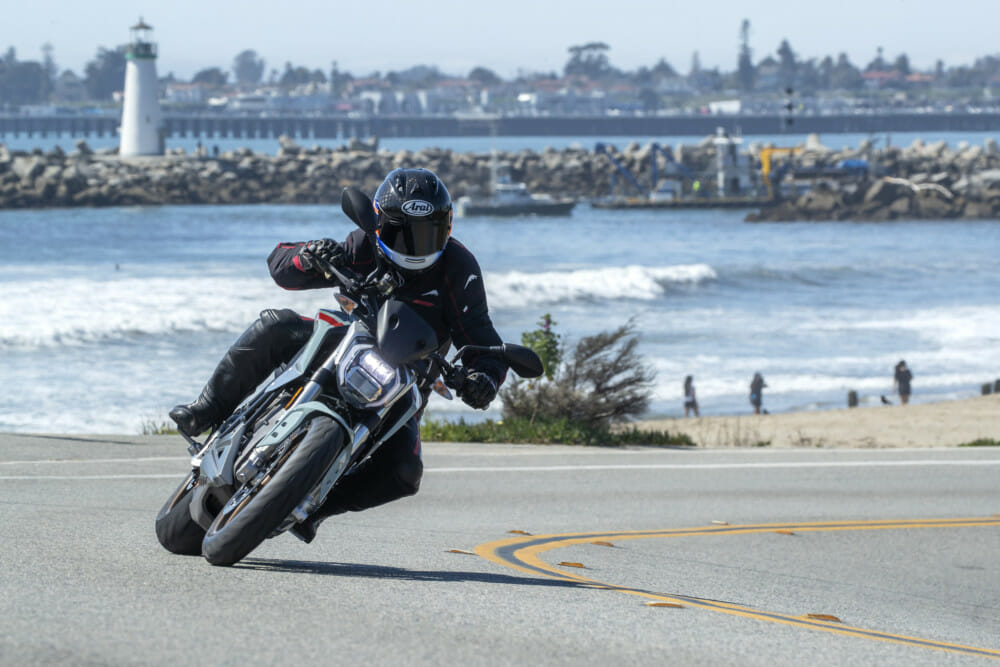 California's Zero Motorcycles have created the electric bike the segment has been crying out for in the 2019 Zero SR/F