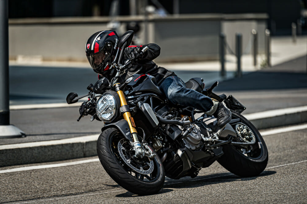 Ducati to release a 2020 Monster 1200 S in a new color scheme of Black on Black