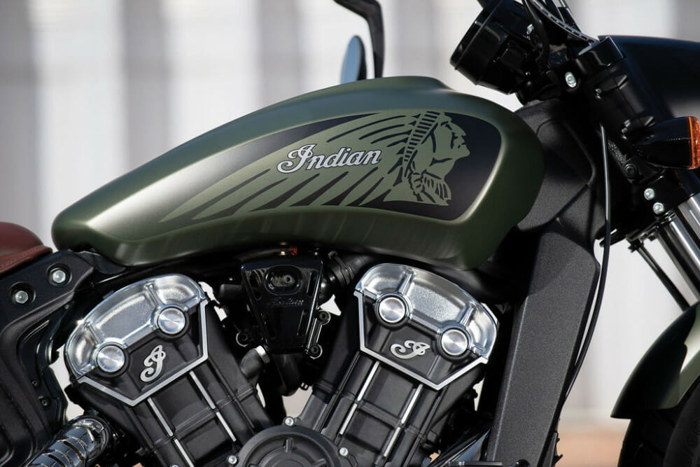 Indian Motorcycle Announces Its 2020 Scout Lineup - Cycle News