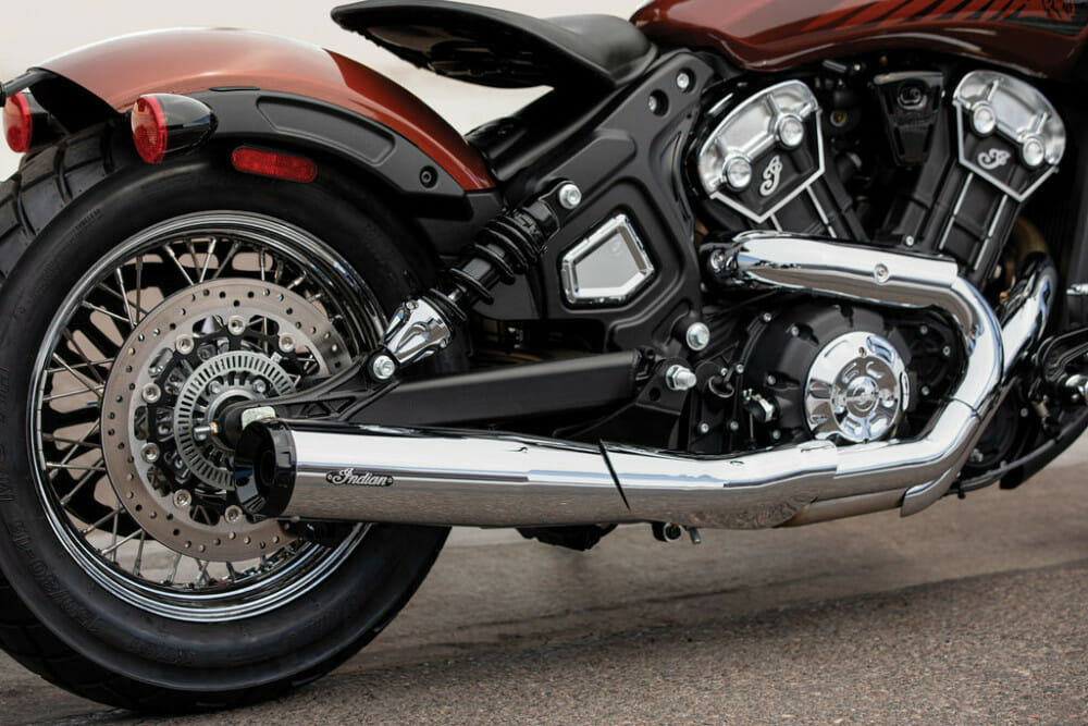 Indian Motorcycle Scout Bobber Twenty