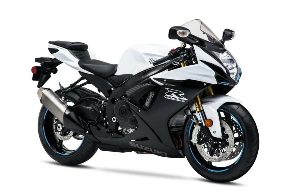 2020 Suzuki GSX-R750