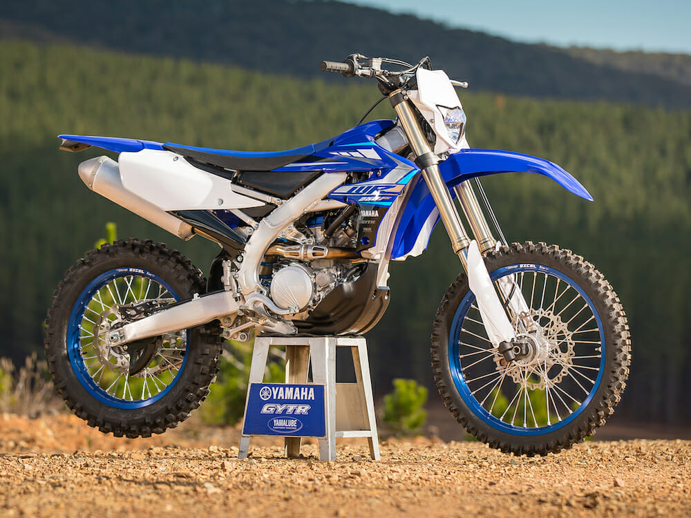 Outstanding 2020 Yamaha Wr250F First Look Cycle News Short Links Chair Design For Home Short Linksinfo