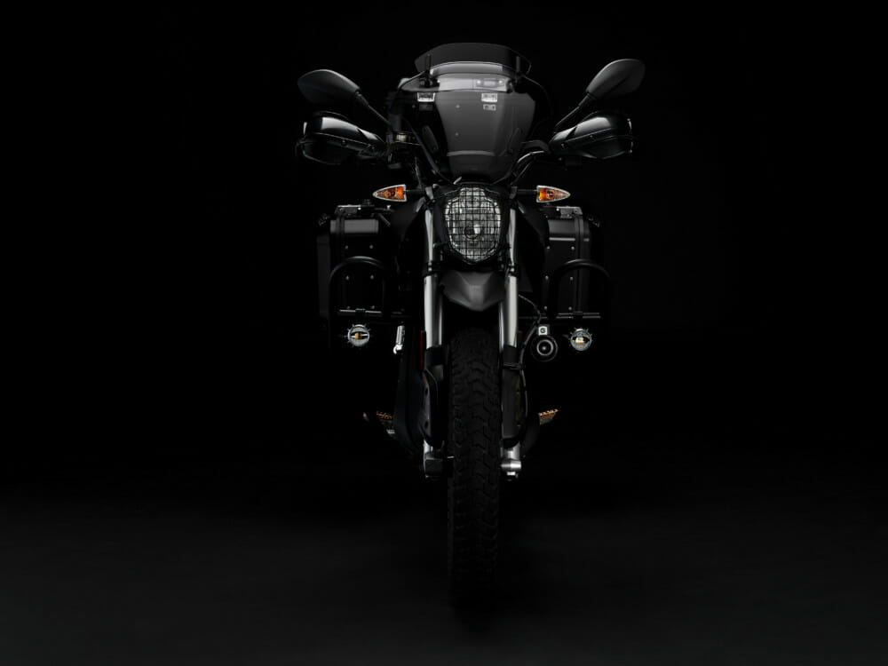 2020 Zero DSR Black Forest Edition