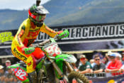 2020 AMA Pro Motocross Numbers