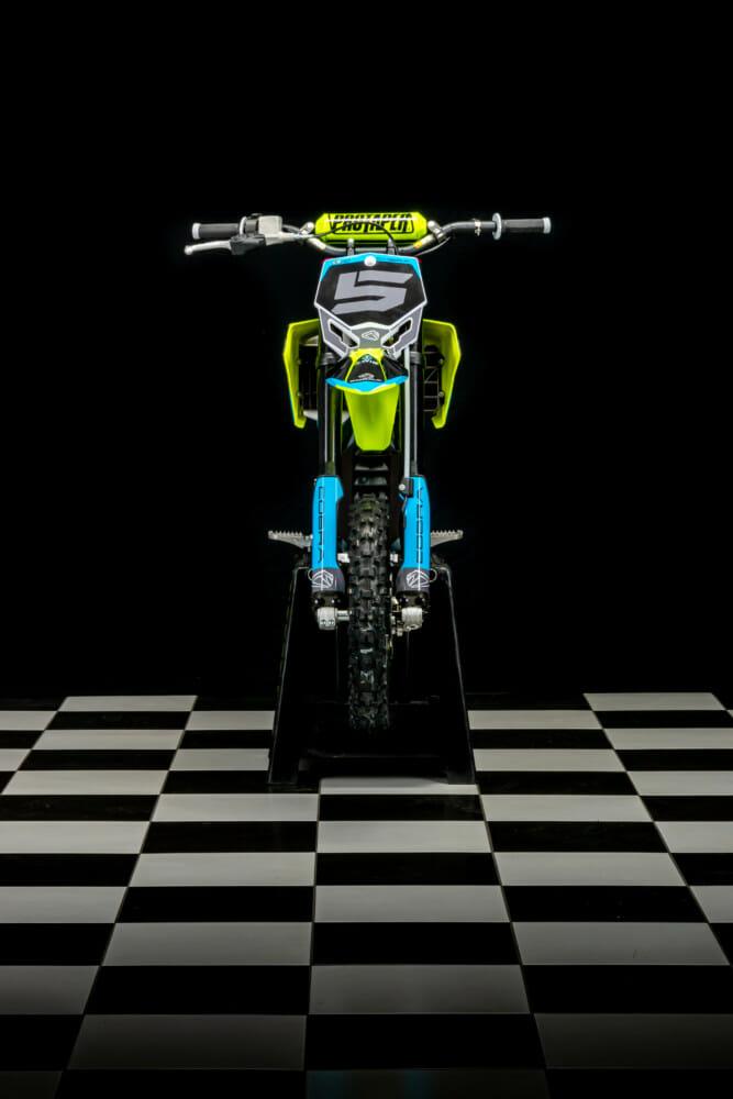 Cobra MOTO CX-E5 Electric Motorcycle