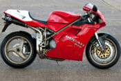 2019 marks a quarter-century since Ducati created the 916 superbike. This is more than a just a motorcycle—the 916 is the most important Ducati ever built