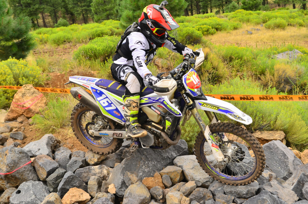 The Arizona Motorcycle Riders Association took to the cooler weather of Flagstaff, Arizona for round 11 of the championship series.