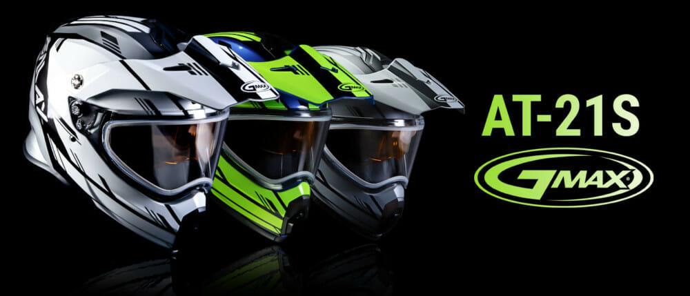 GMAX AT-21S helmet