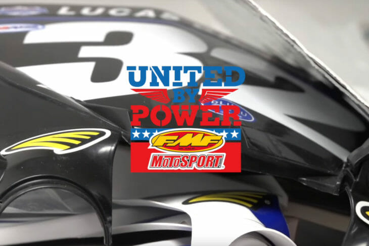FMF Racing United By Power