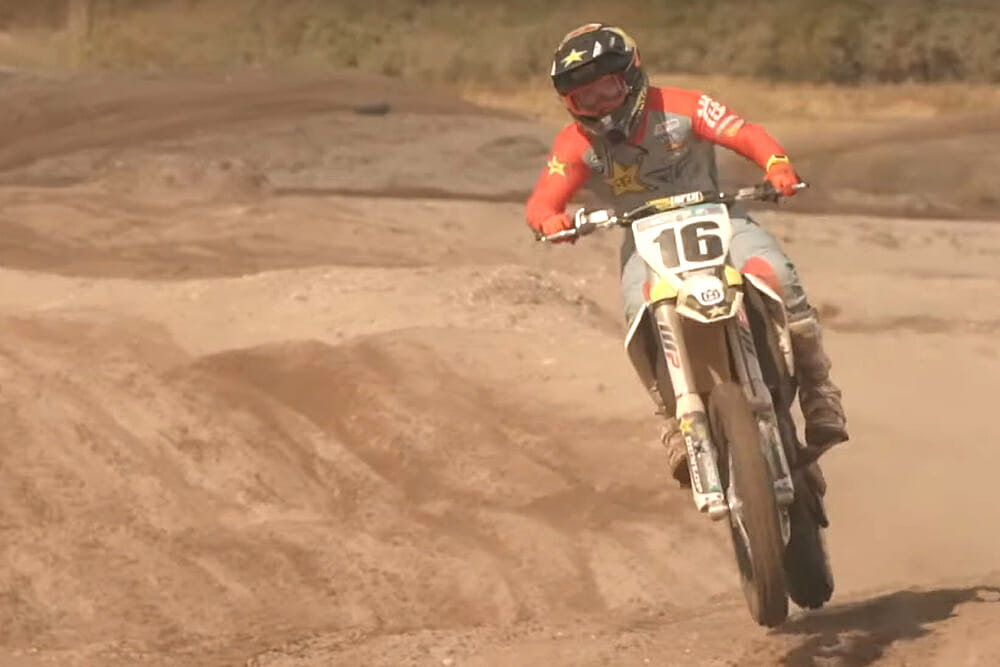 "Join FMF Racing in the video series ""United By Power"" presented by Motosport.com as they catch up with Team USA – Jason Anderson, Zach Osborne and Justin Cooper – in their preparations for the 2019 Motocross of Nations"