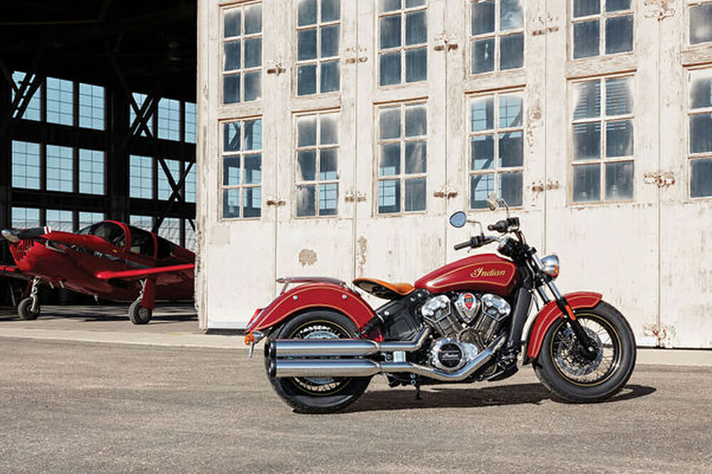 Indian Motorcycle 2020 Scout 100th Anniversary