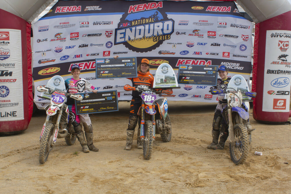 Lead Belt National Enduro Results