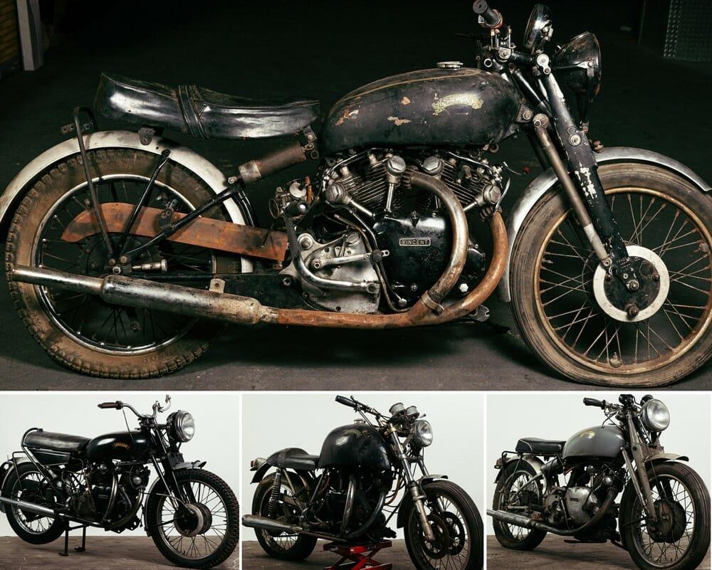 Barber Vintage Festival 2020.Bonhams To Auction Rare Motorcycles At Barber Vintage