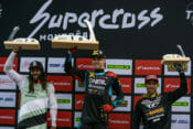 Montreal Supercross Results 2019 - Podium
