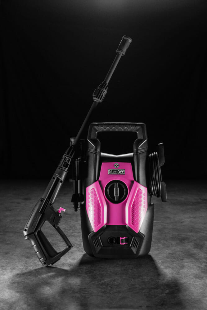 Muc Off Introduces Moto Specific Pressure Washer Cycle News