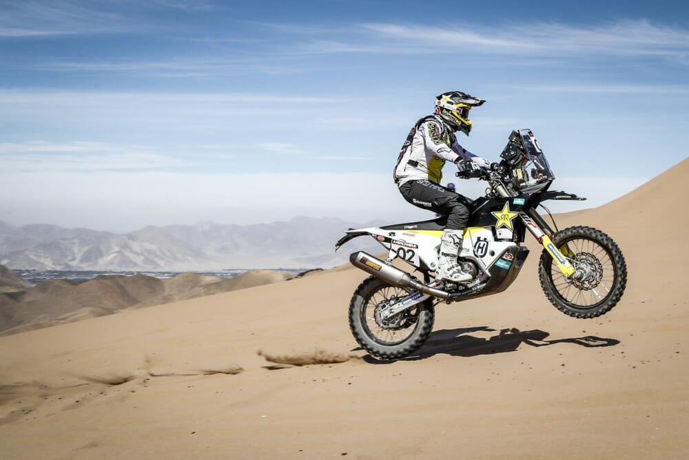 Pablo Quintanilla Wins the 2019 Atacama Rally