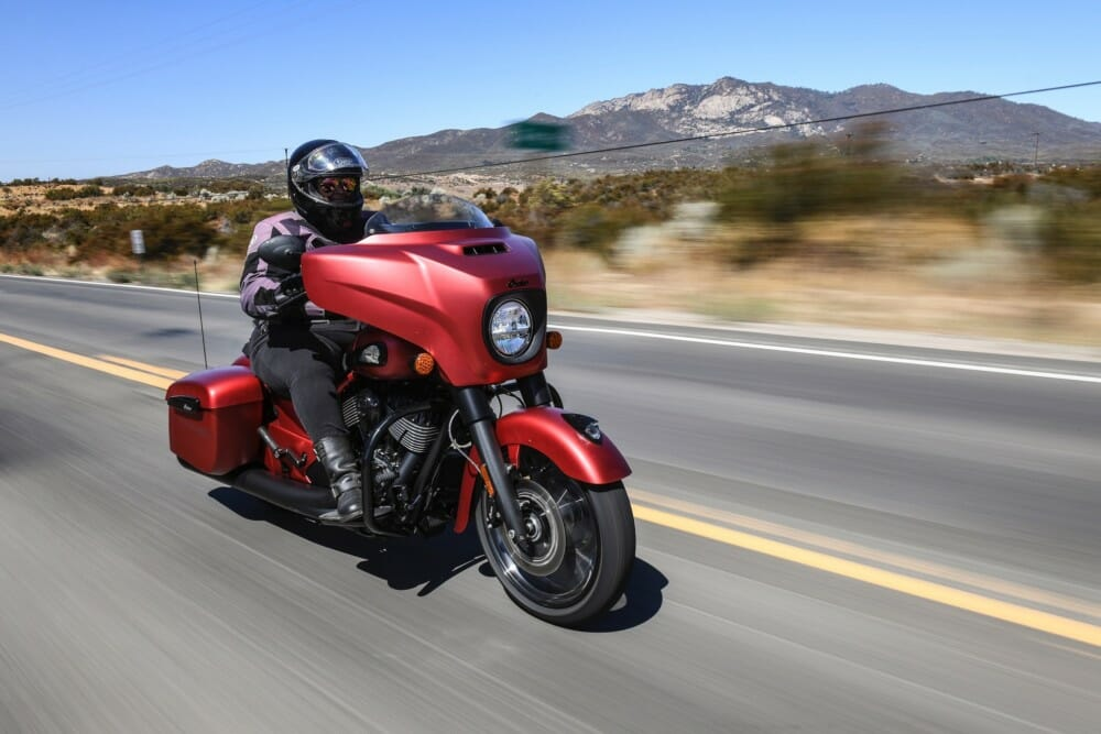 Indian Motorcycle Supports First Women Global Motorcycle Relay