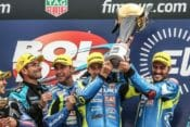 Suzuki Endurance Racing Team Win Bol d'Or