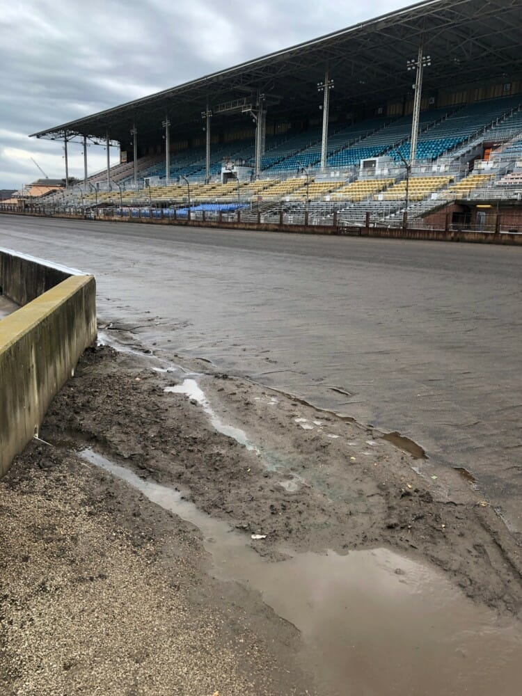 The 2019 Springfield Mile II scheduled to run on Sunday, September 1, 2019 at the Illinois State Fairgrounds has been postponed due to overnight inclement weather and rescheduled for Monday, September 2, 2019.