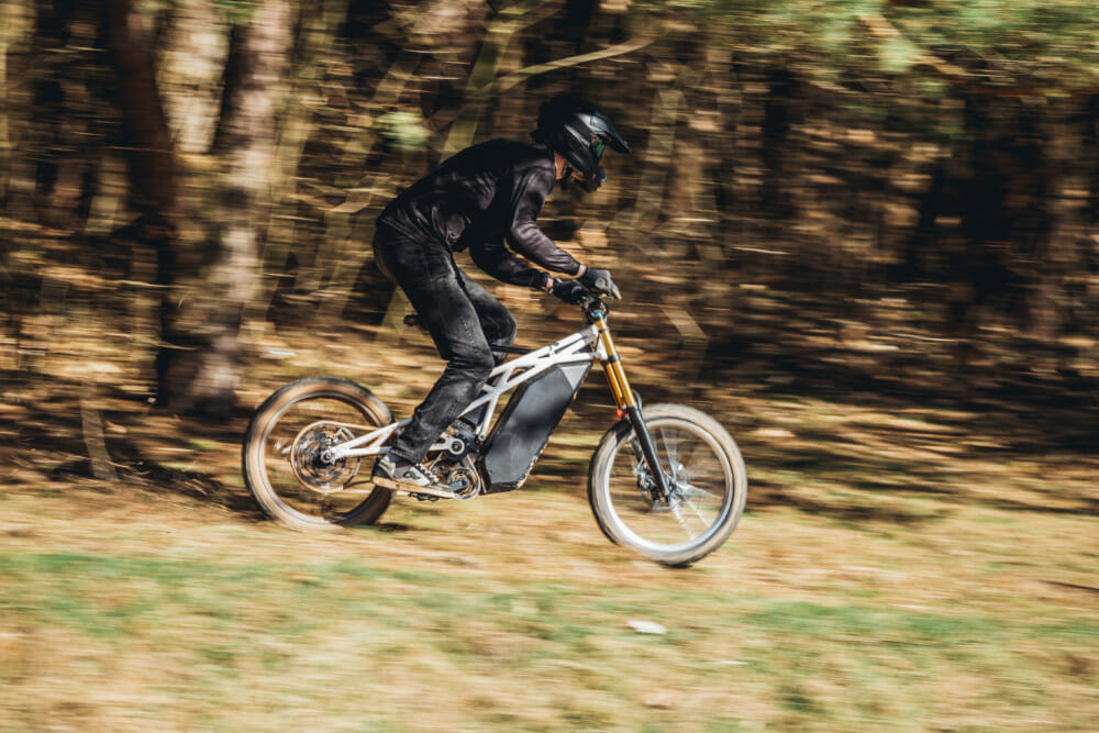 UBCO to launch its new FRX1 trail bike at AIMExpo.
