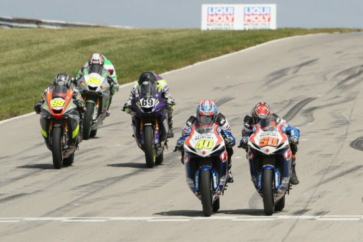 New Jersey Motorsports Park MotoAmerica Preview Supersport