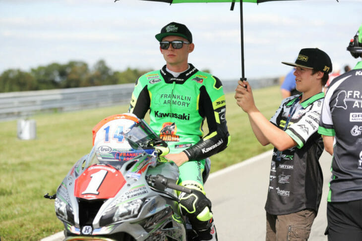 New Jersey Motorsports Park MotoAmerica Preview Lee