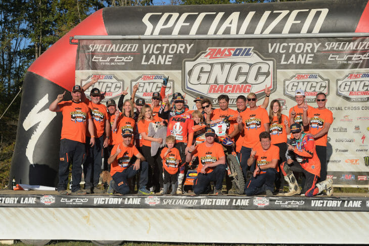2019 GNCC Moutaineer Results