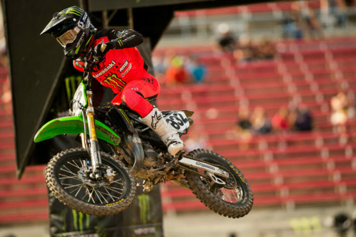 2019 Monster Energy Cup Results