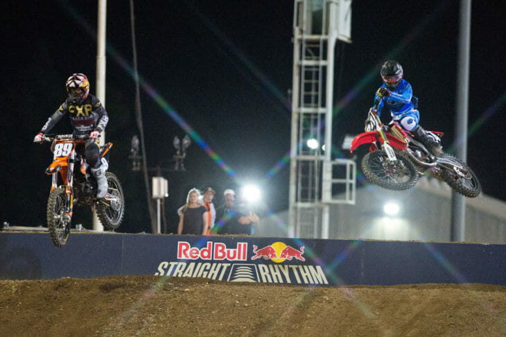2019 Red Bull Straight Rhythm Results