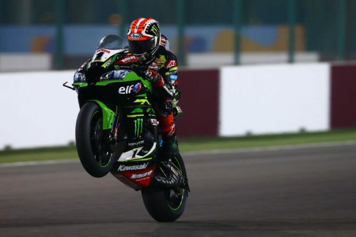 2019 Qatar World Superbike Results race two