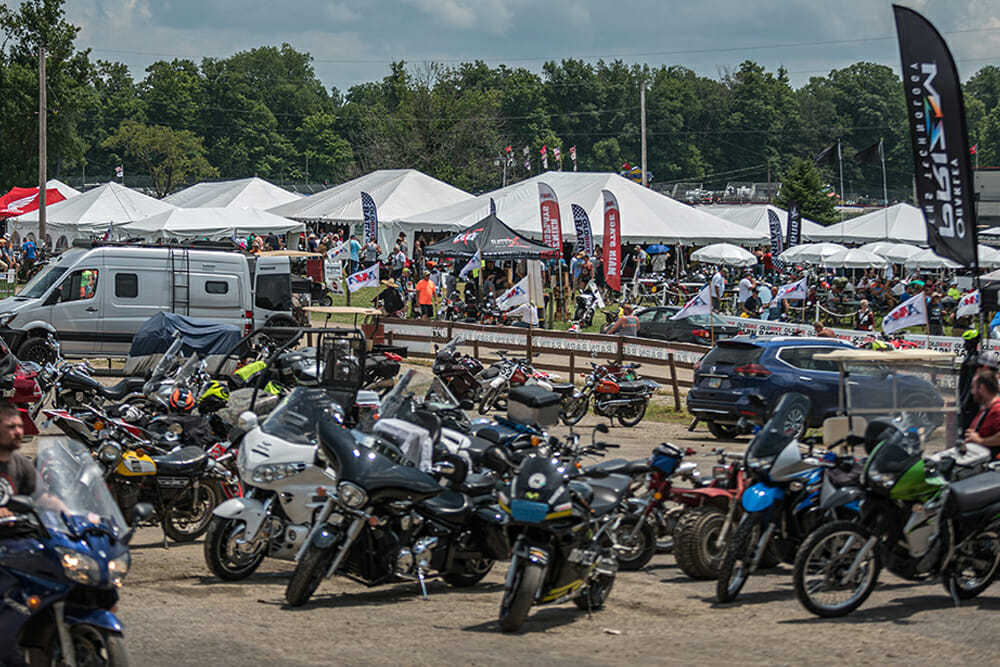 2020 AMA Vintage Motorcycle Days Scheduled for July 10-12