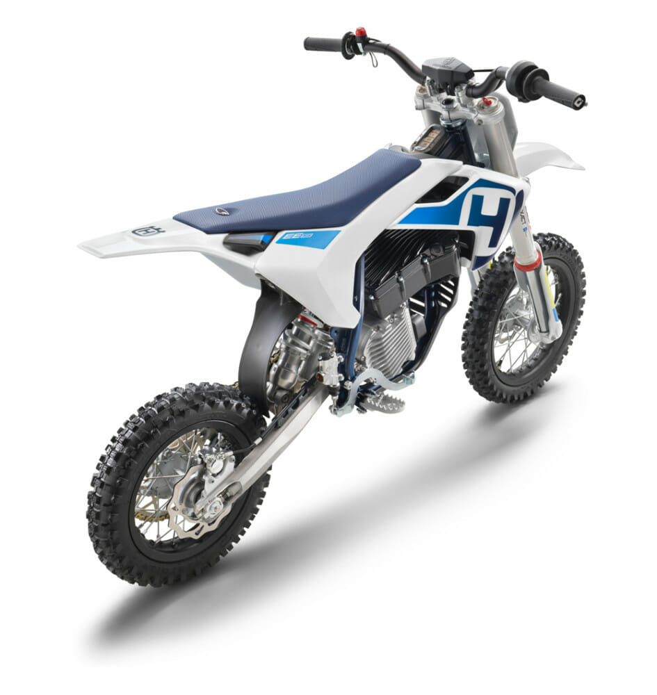 Husqvarna Motorcycles Launches EE 5 Electric Minibike in North America